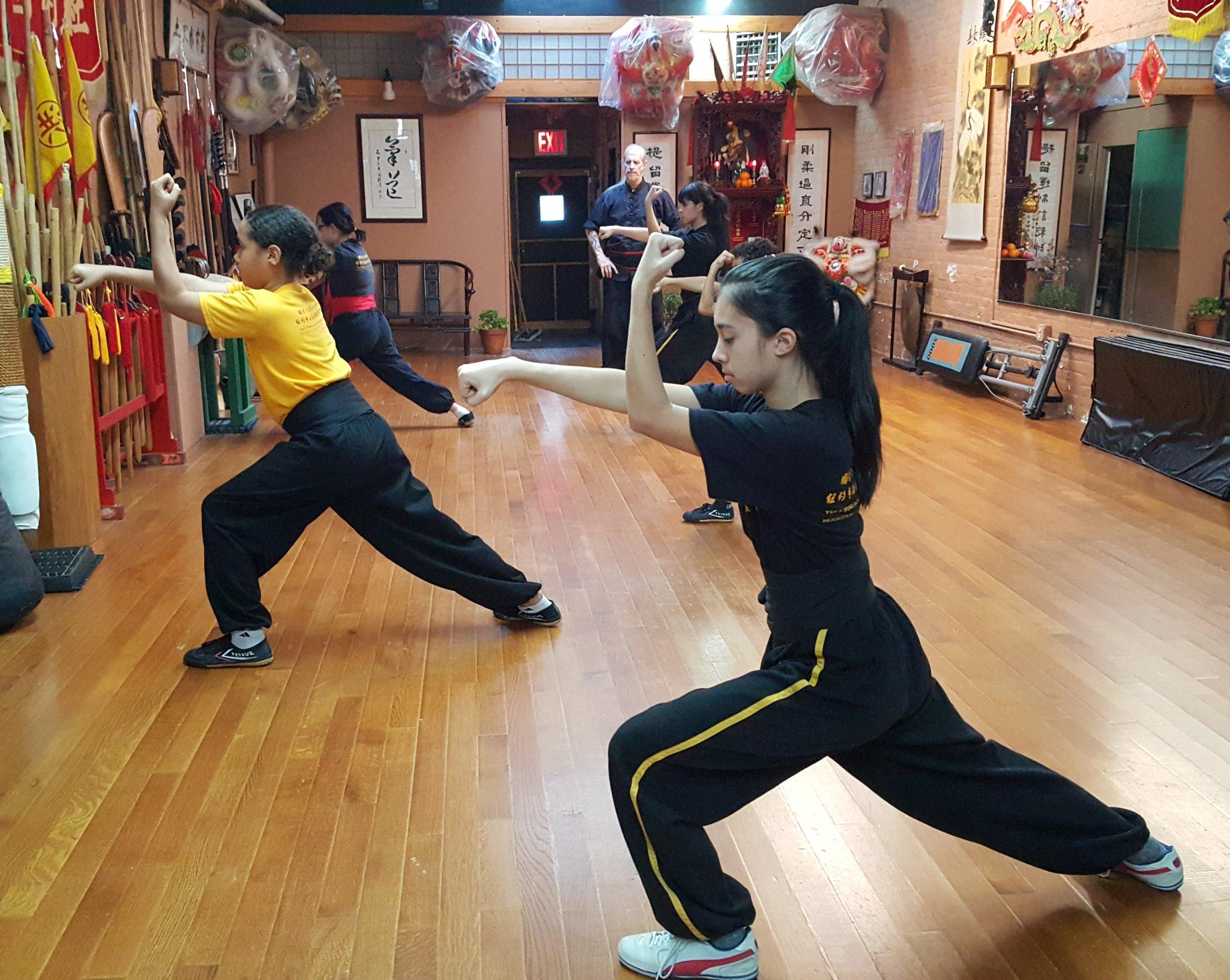 Kids Hung Ga Kung Fu