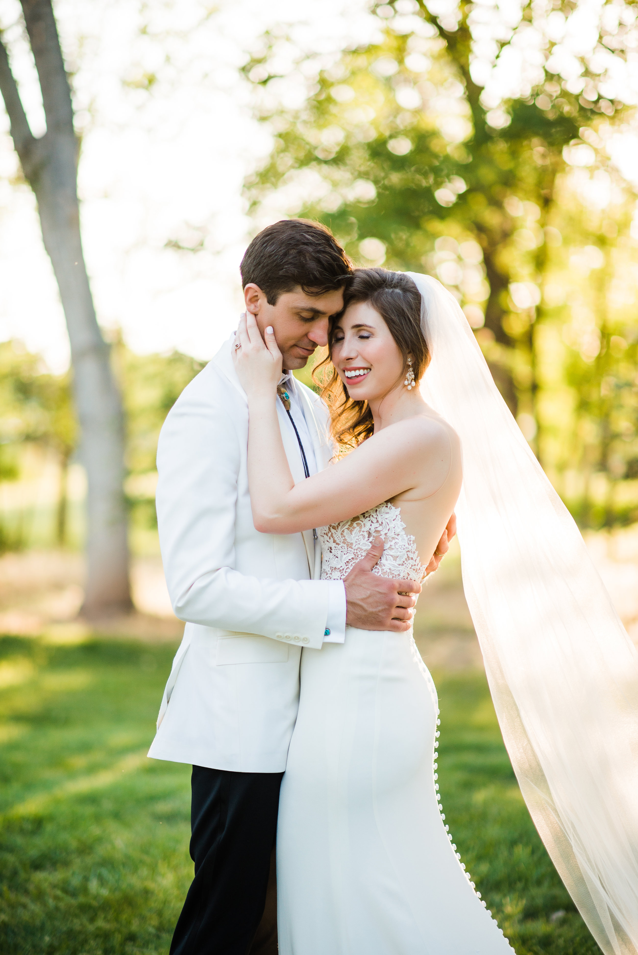 Lauren & Joachim Wedding  Corrales, NM