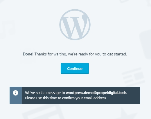 Wordpress.com validate your account screen.jpg