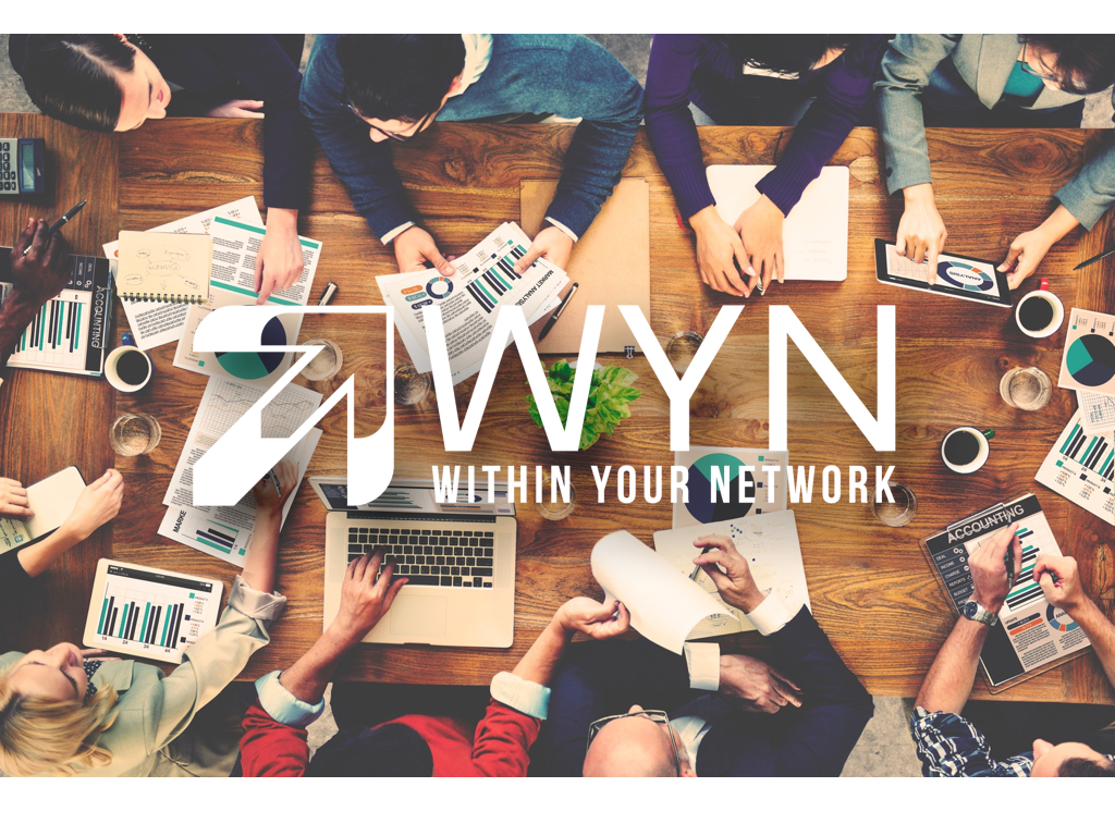 Within Your Network Logo