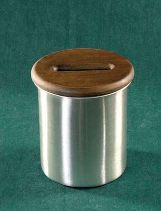 Baccarat Can with Wooden Lid   Baccarat Discard Can  Product Code: bacan   Baccarat Discard Lid  Product Code: baclid