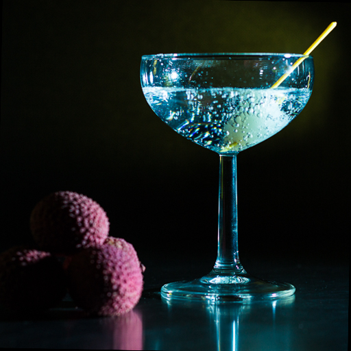 Fresh Lychee Cocktail