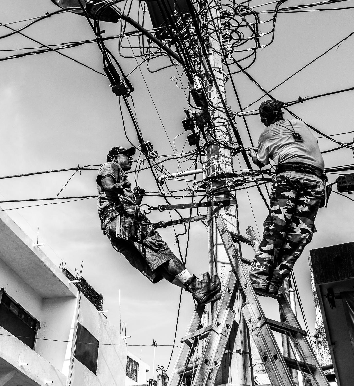 Los Hombres del Cable