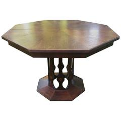 Foster-McDavid Table