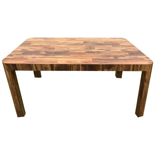 Patchwork Parsons Table