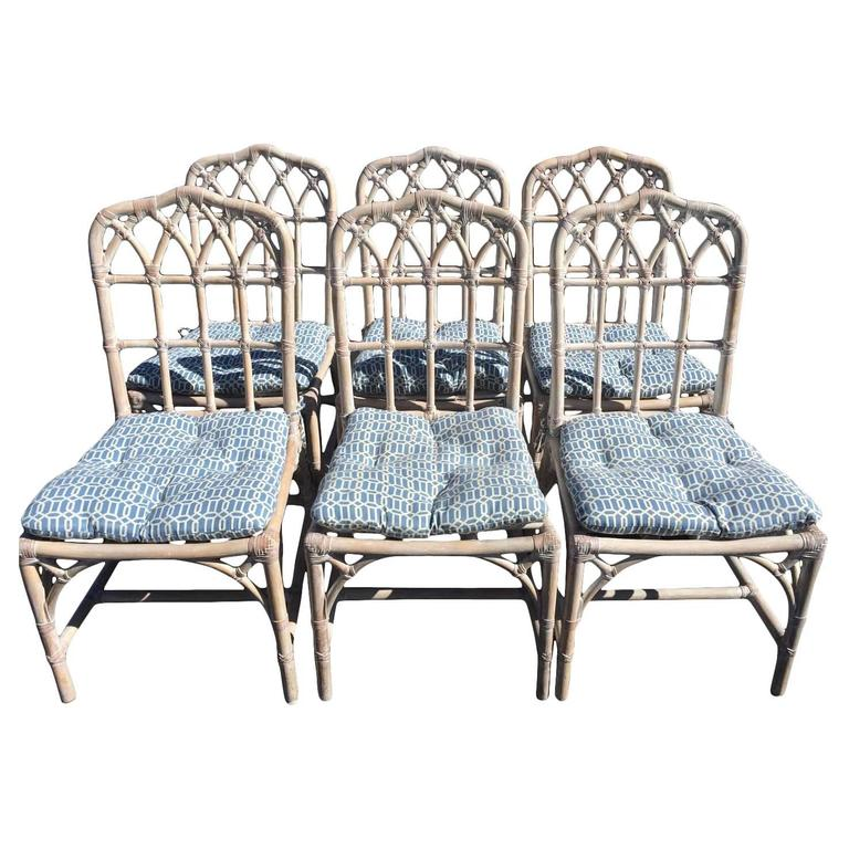 McGuire Bamboo Chairs