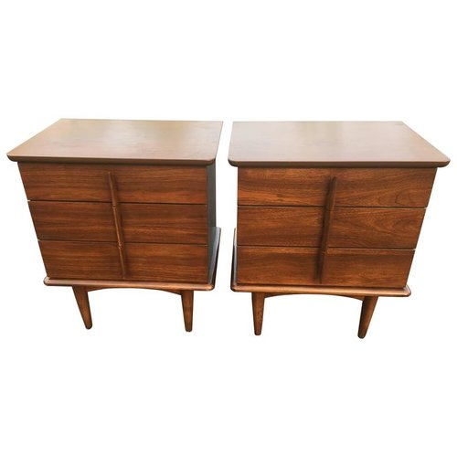 Mid-Century Nightstands