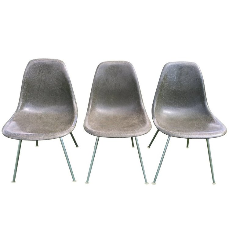 Herman Miller Shell Chairs