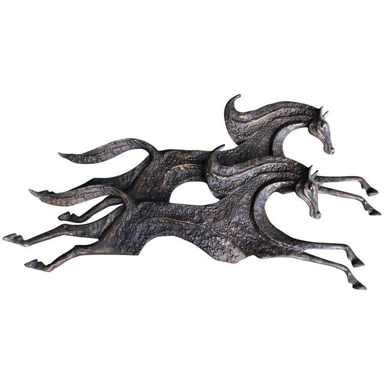 Mid-Century Horse Sculpture