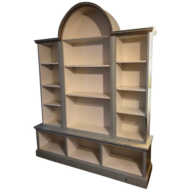 Antique Country  Bookcase
