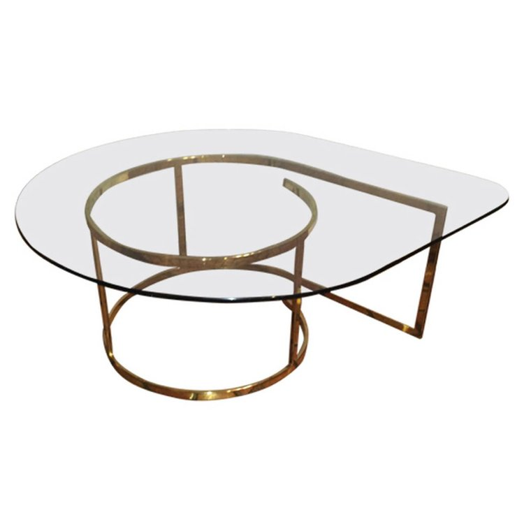 Hollywood Regency Coffee Table