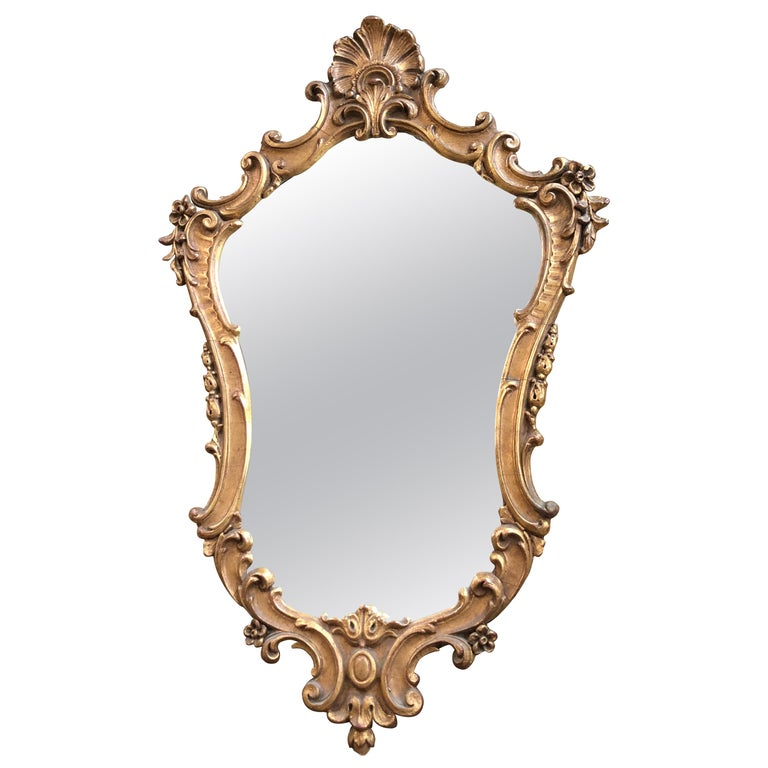 Florentine Italian Mirror