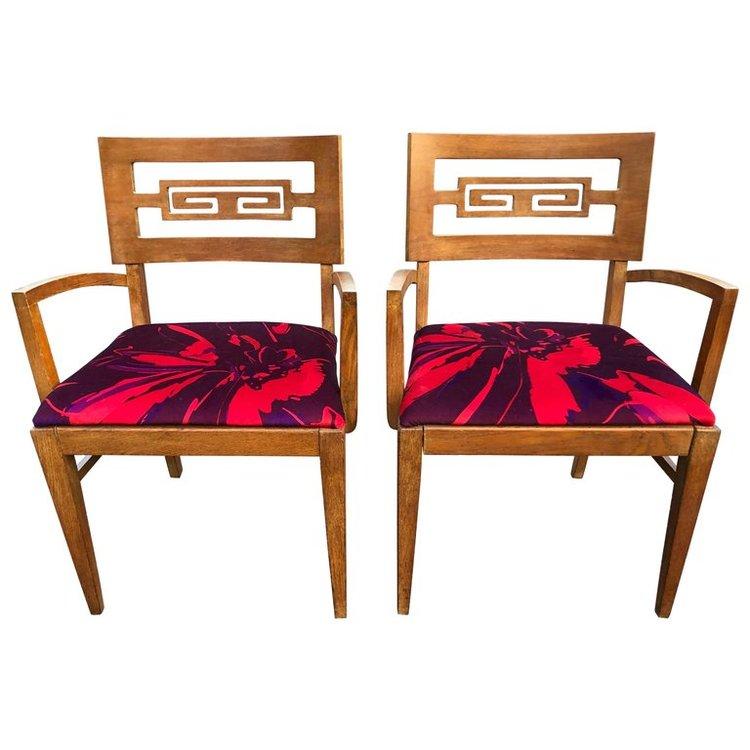 Mid Century Armchairs