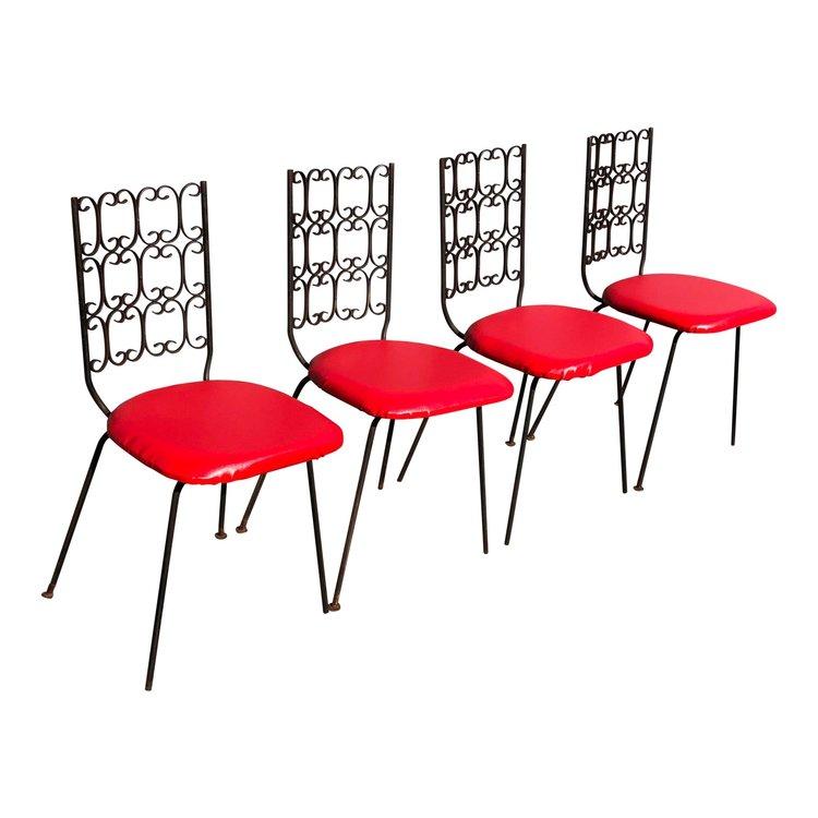 Arthur Umanoff Chairs