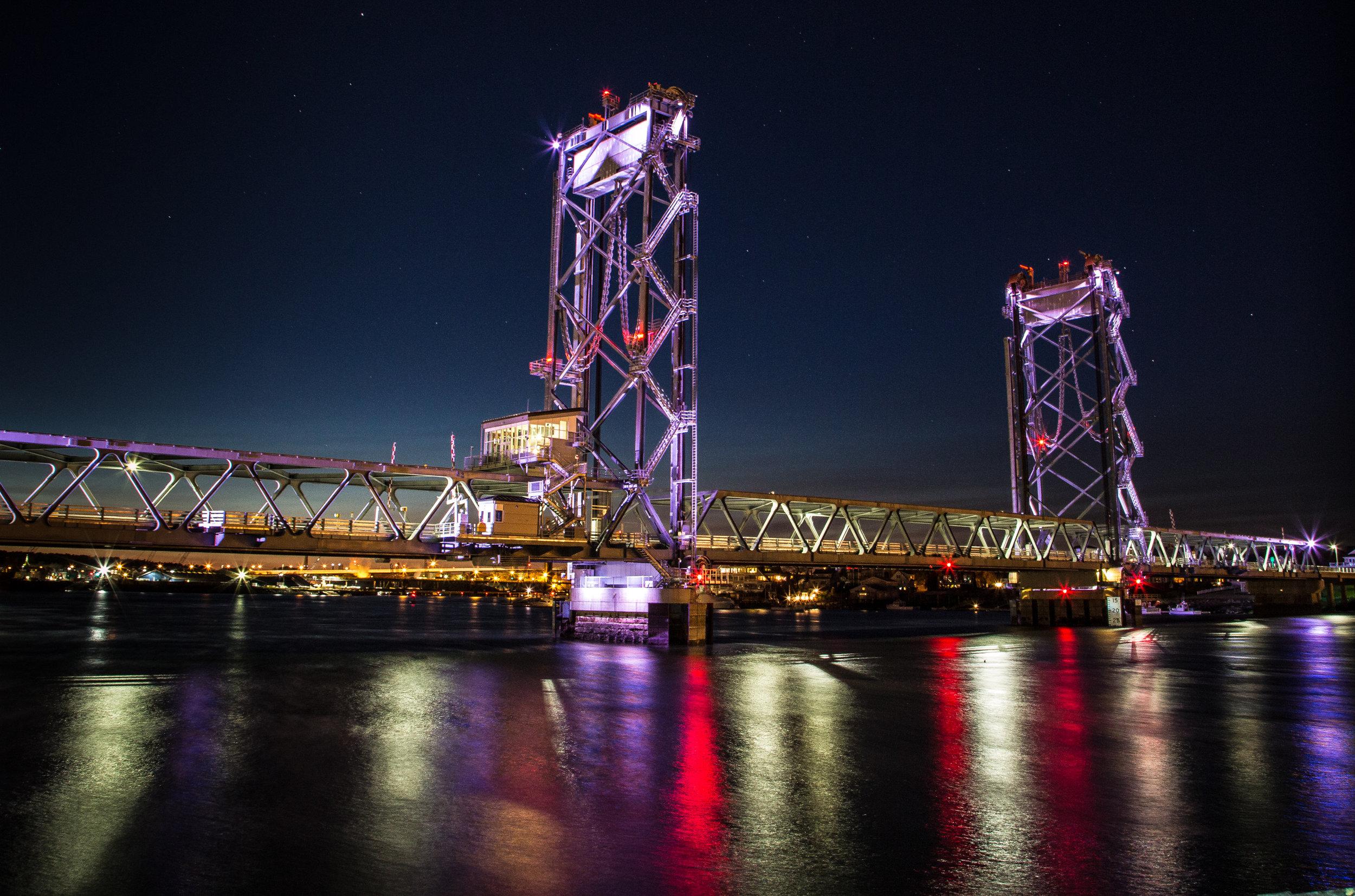 Portsmouth Memorial Bridge, New Hampshire