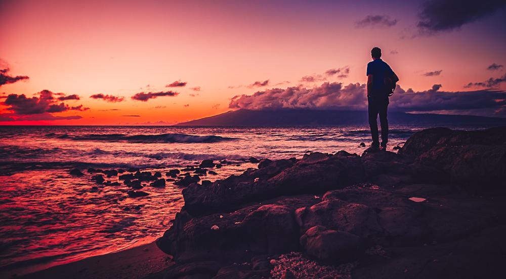 Honolua Beach, Maui