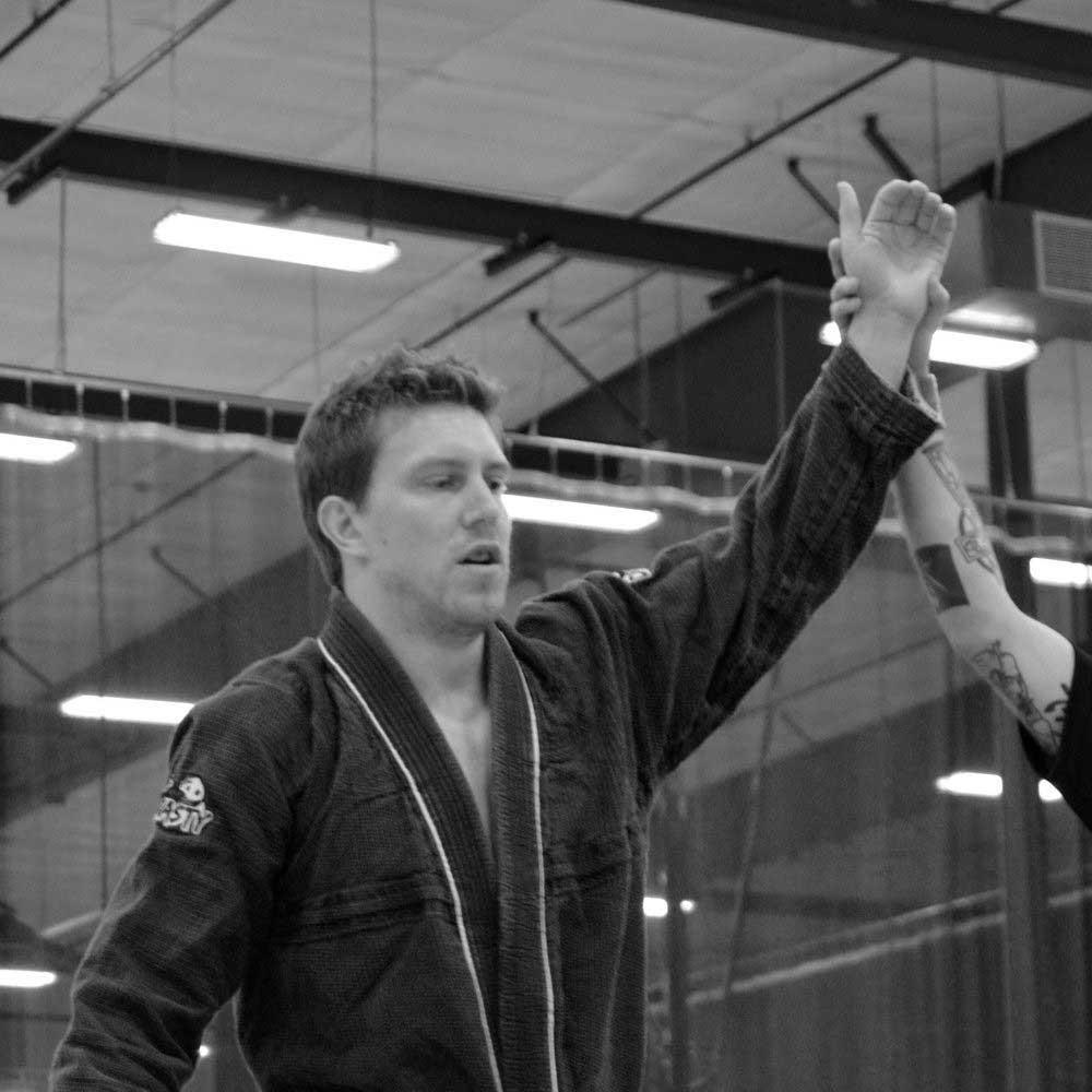 "Coach Jon aka ""Jon Jon""    Brown Belt"