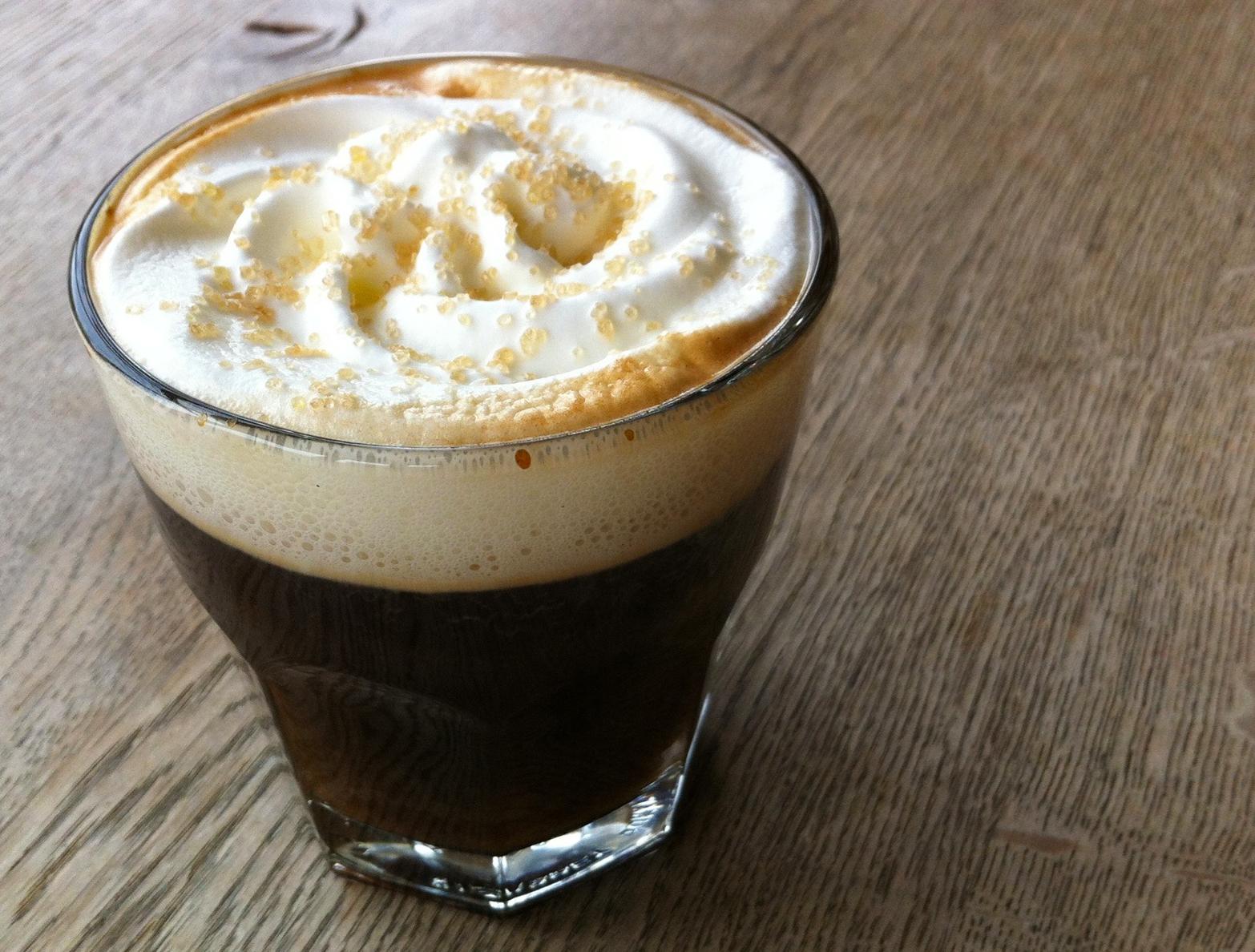 Coffee + Tea Cocktails