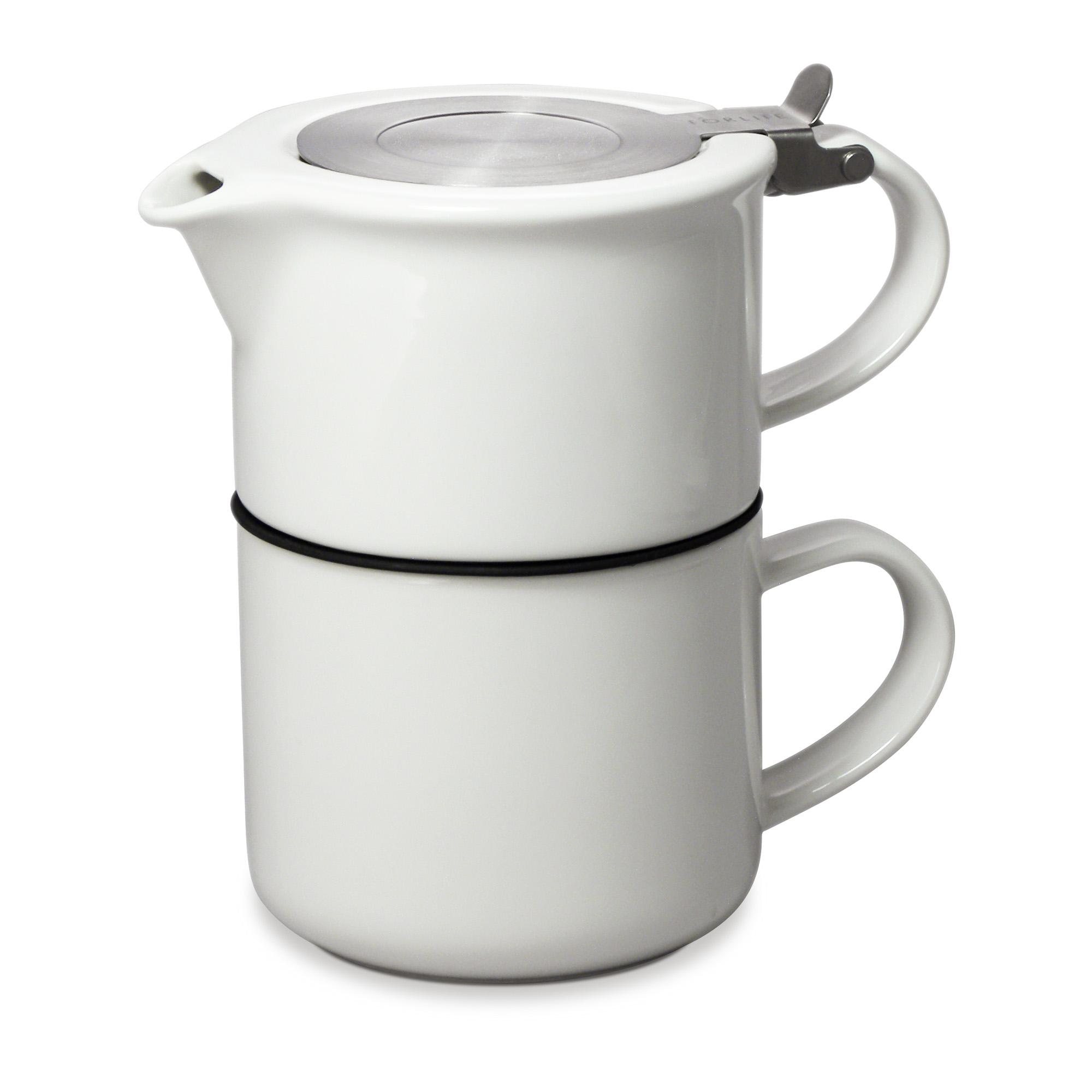 Teapots + Tea Infuser Baskets
