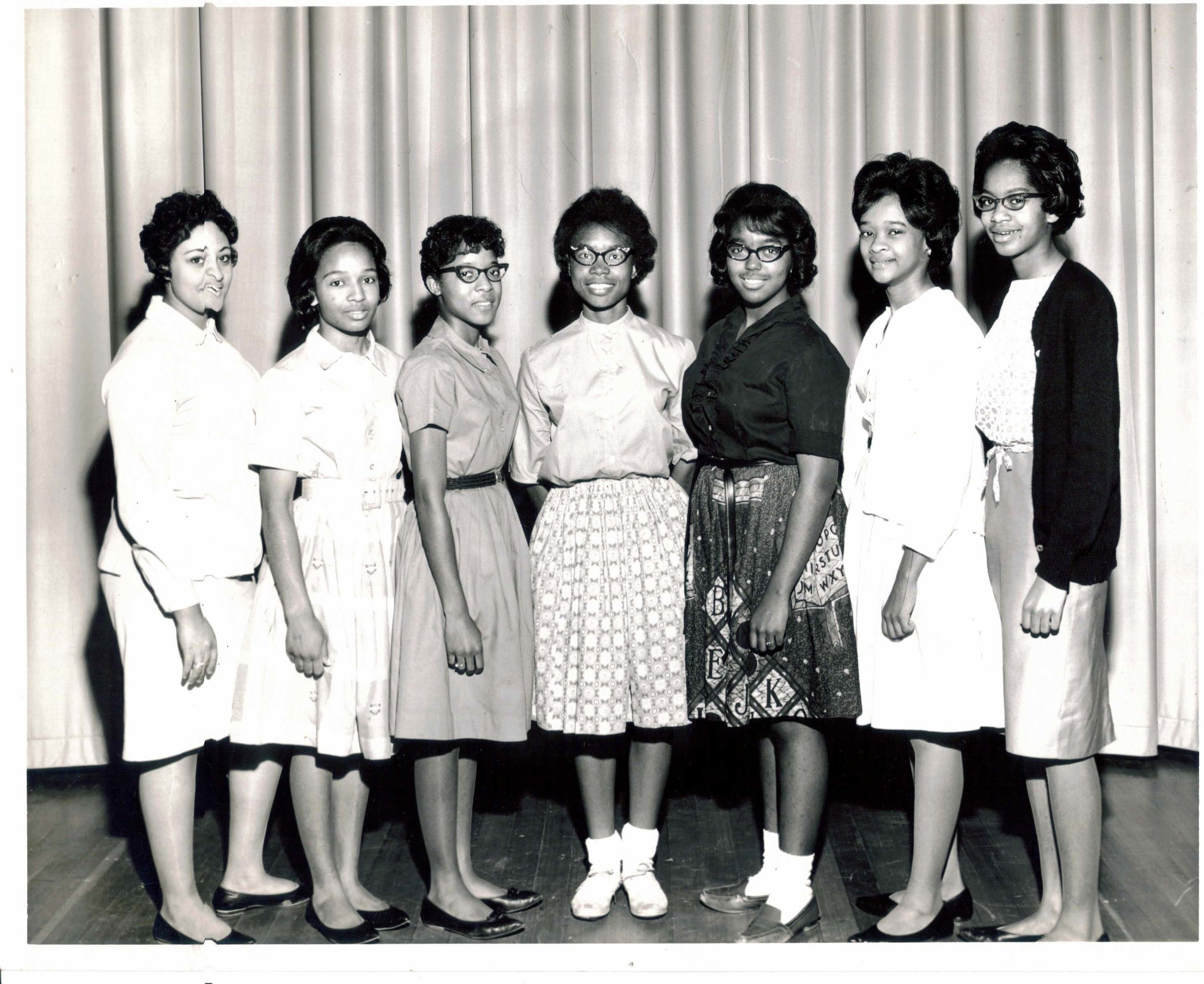 1963 Top Students