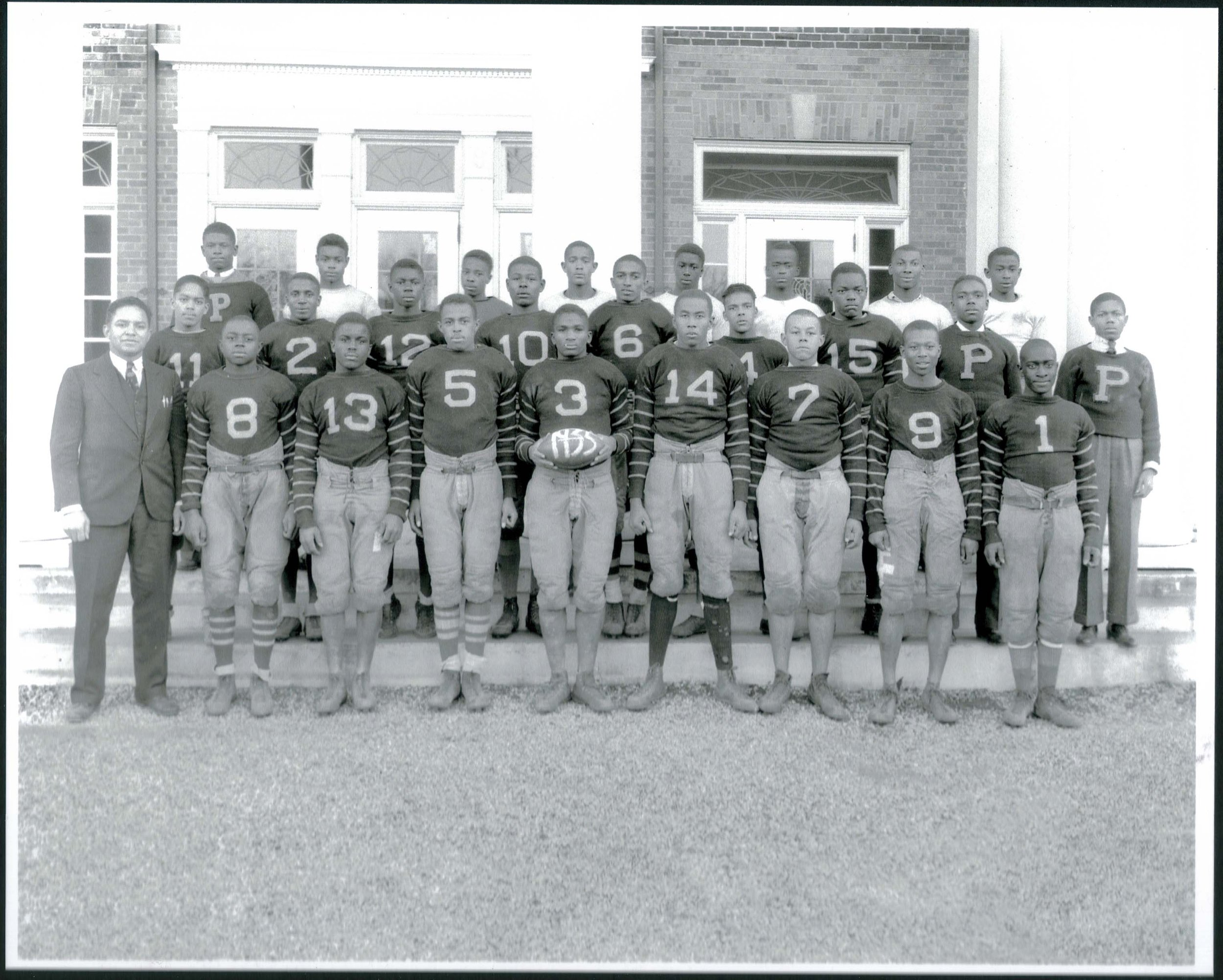 Football Team, 1935