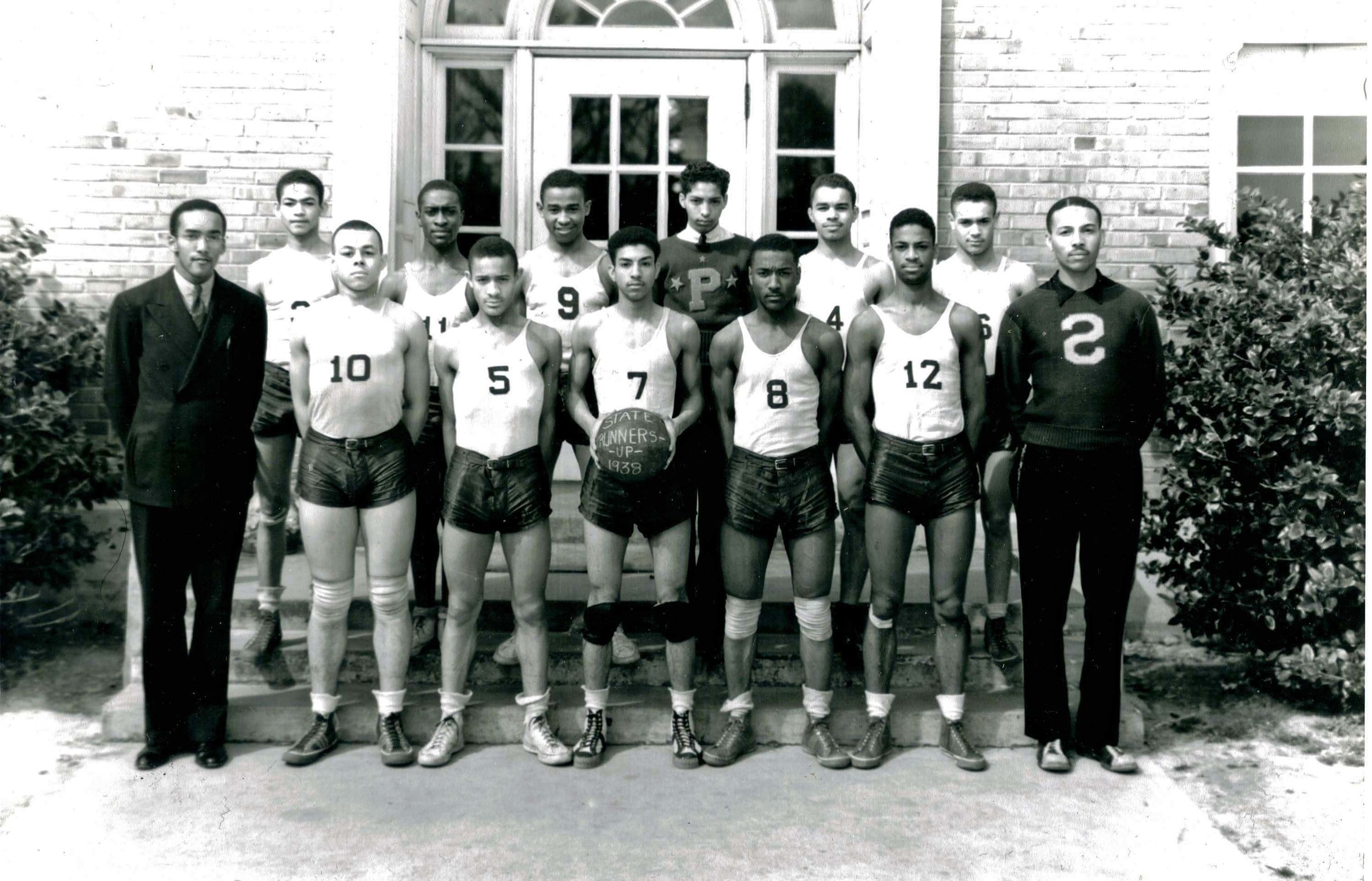 Basketball Team, 1938