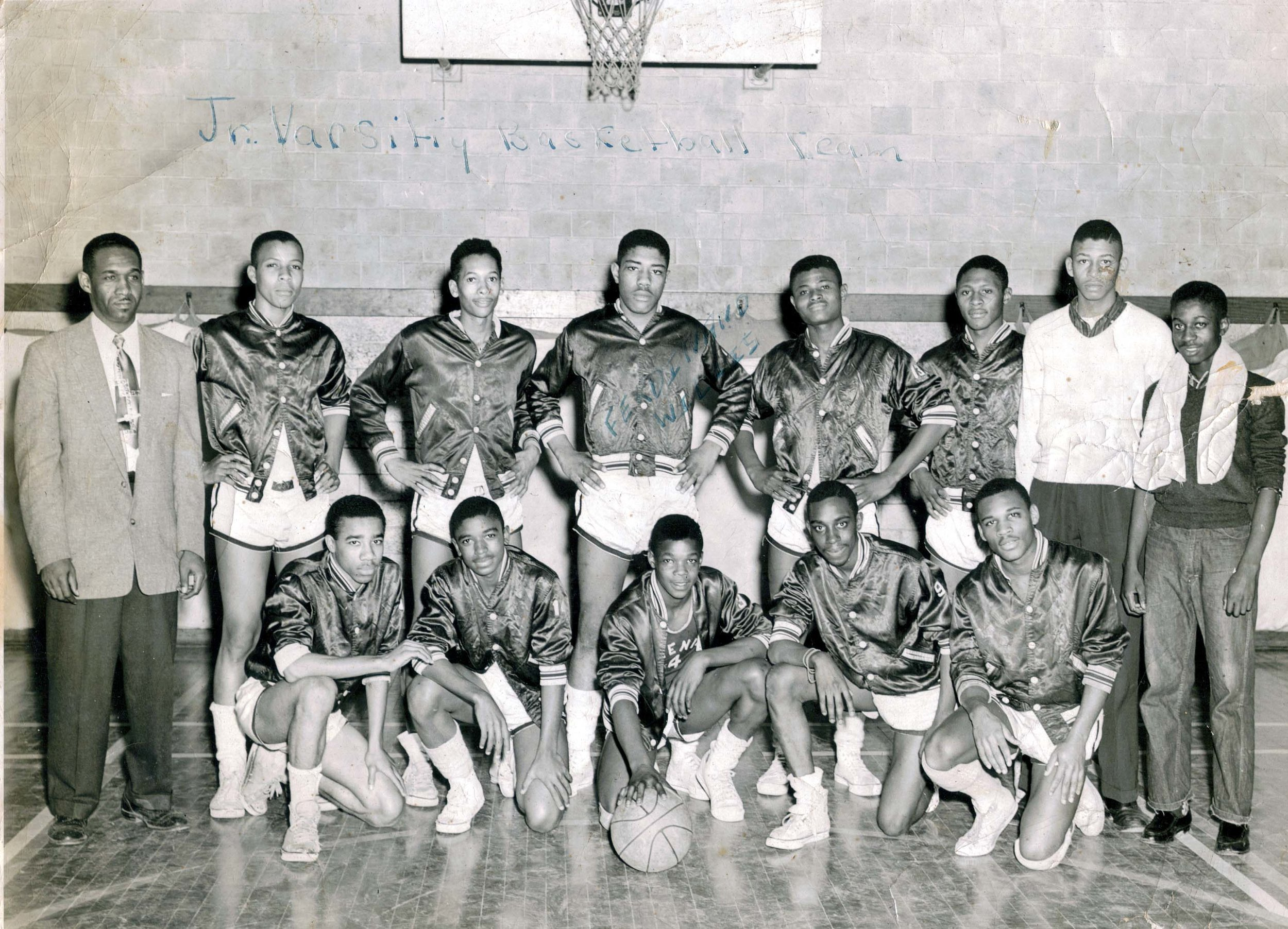 Basketball Team, 1959