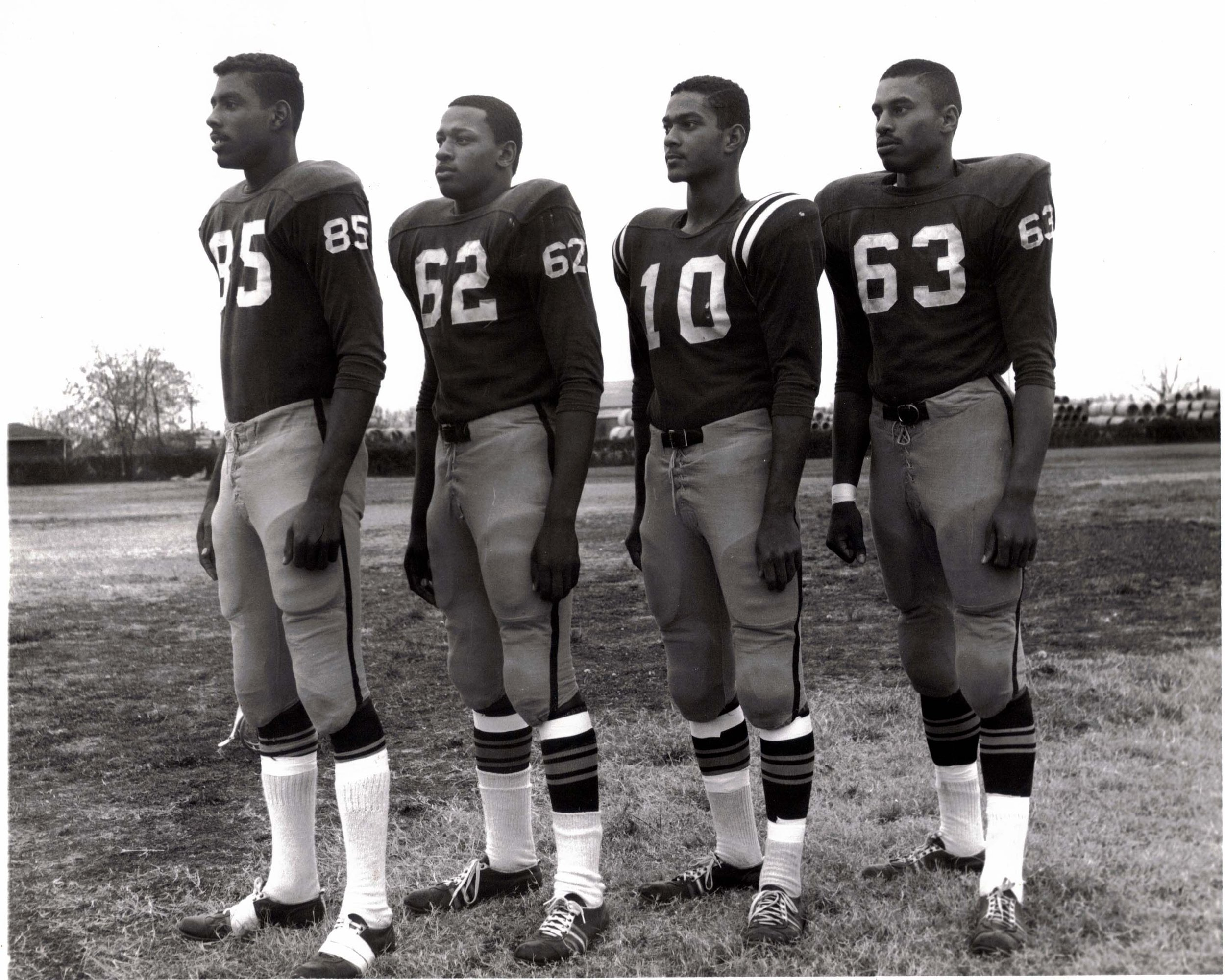 Football Players, 1968