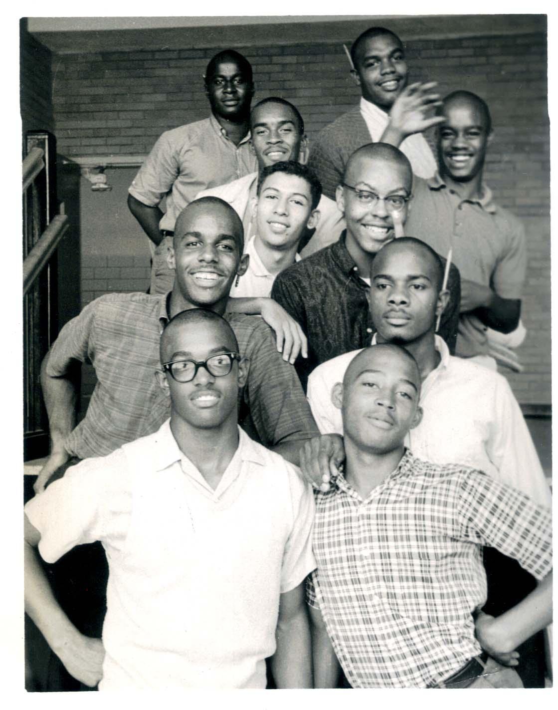 Students, 1963