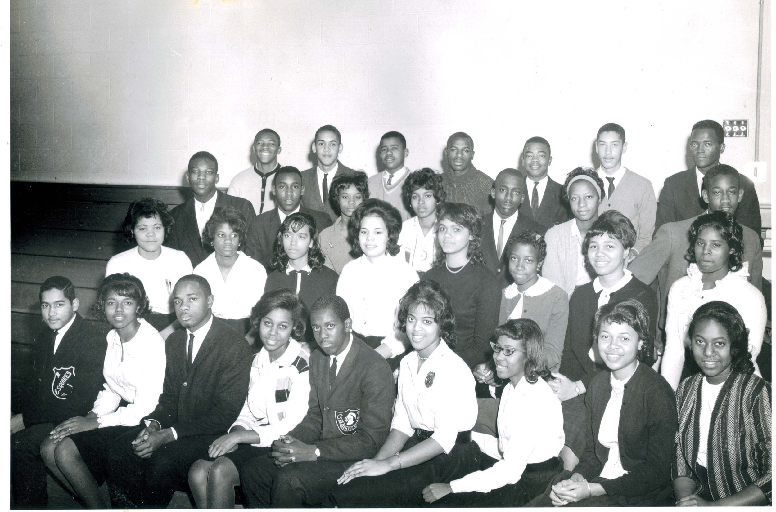 Students from class of 1964