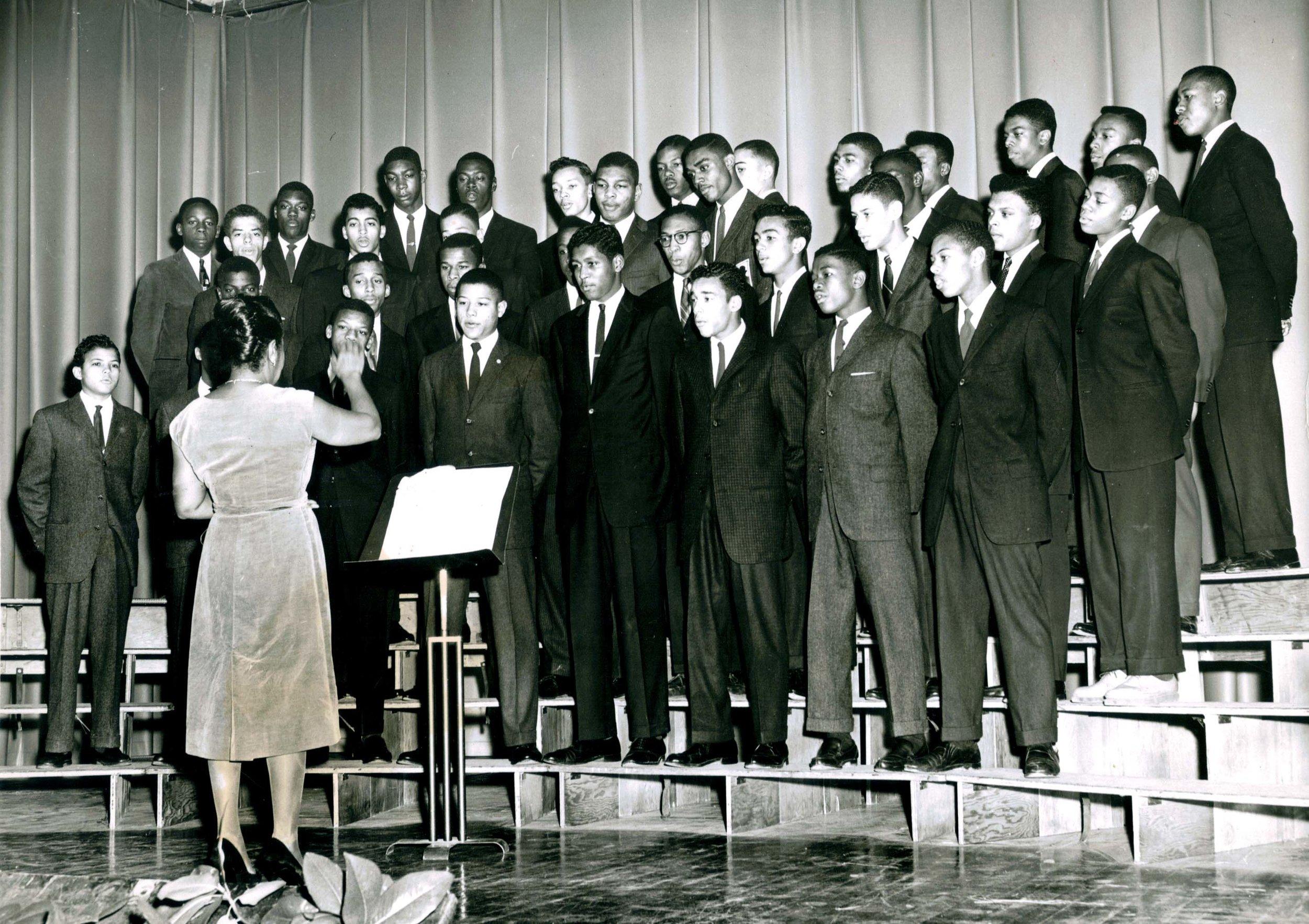 Choir, 1959