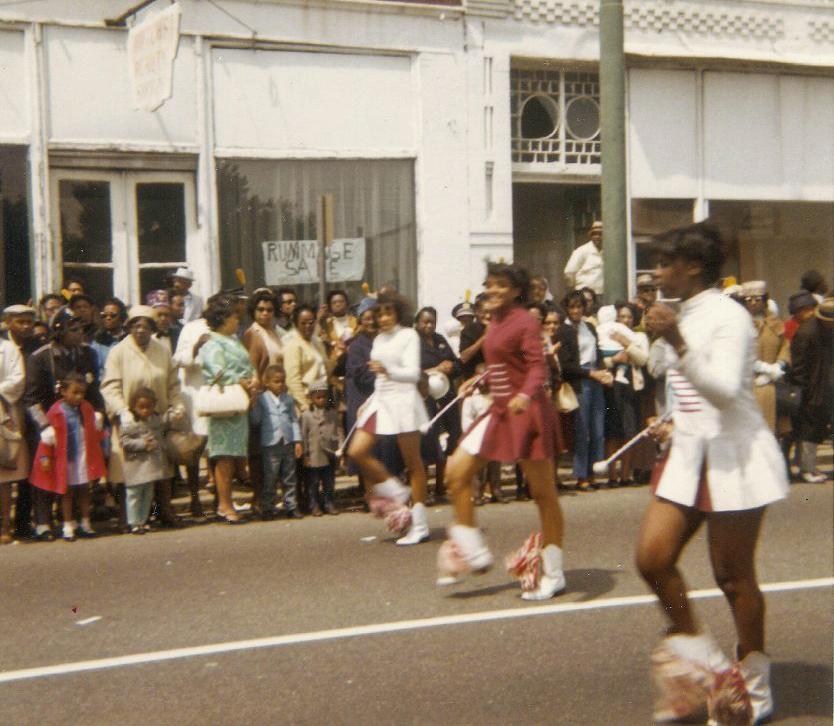 Majorettes, 1968