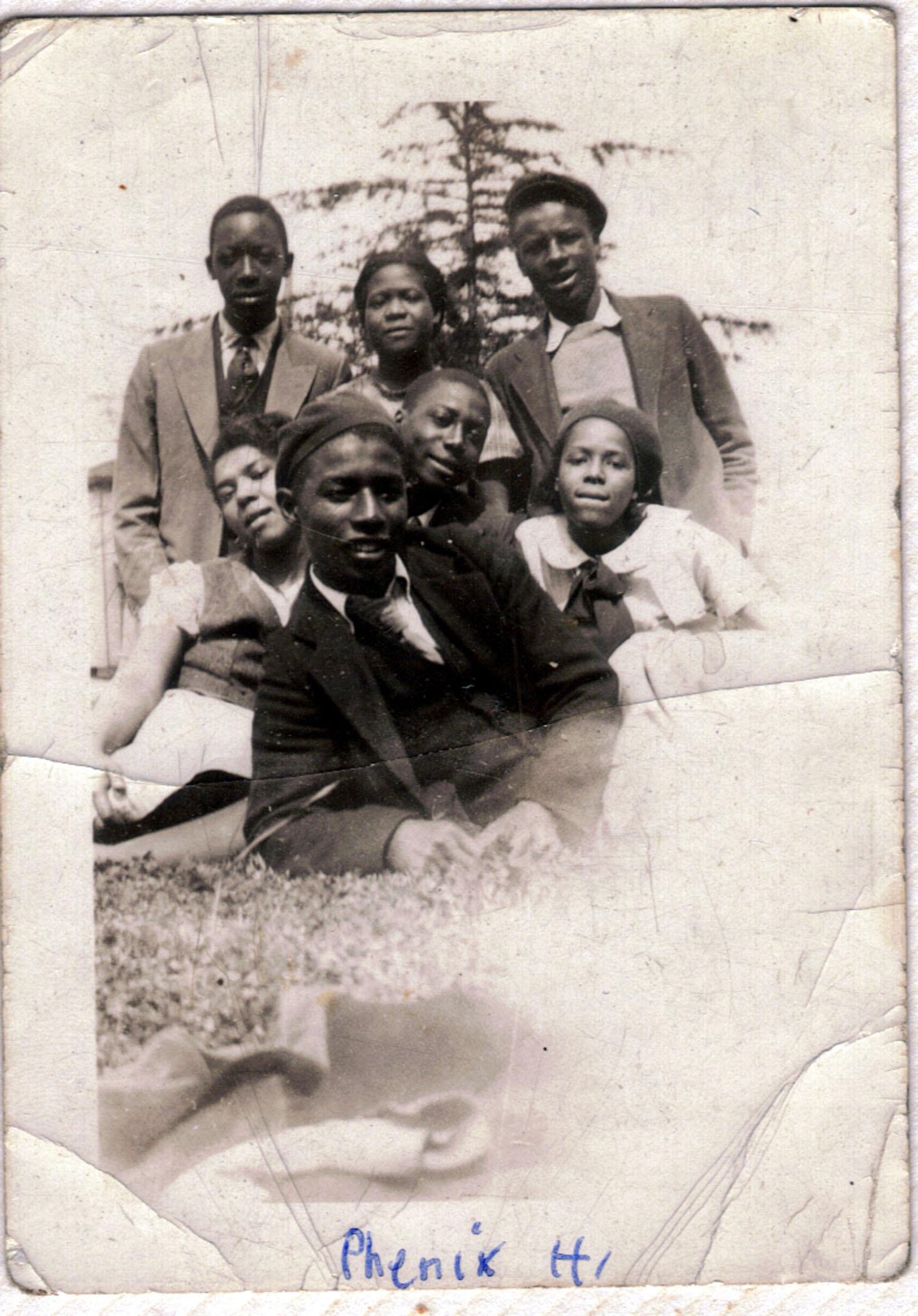 Students, 1934