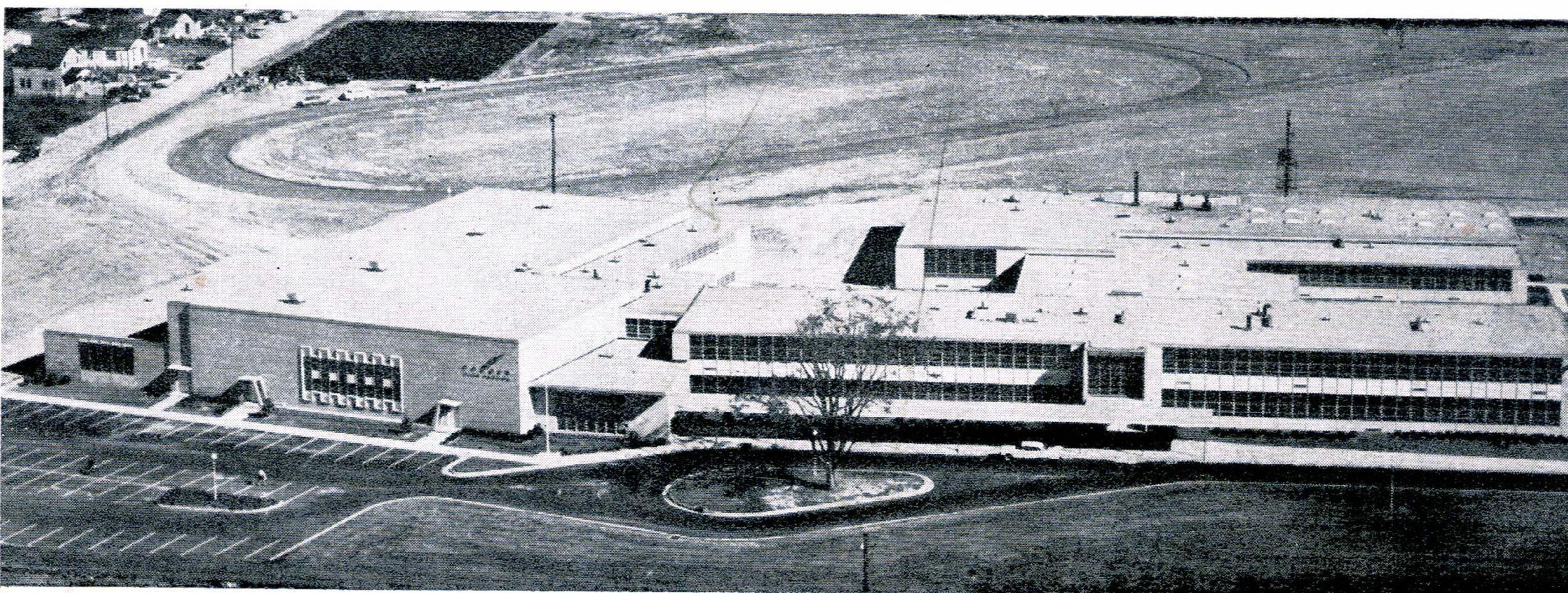Phenix High School at LaSalle Avenue