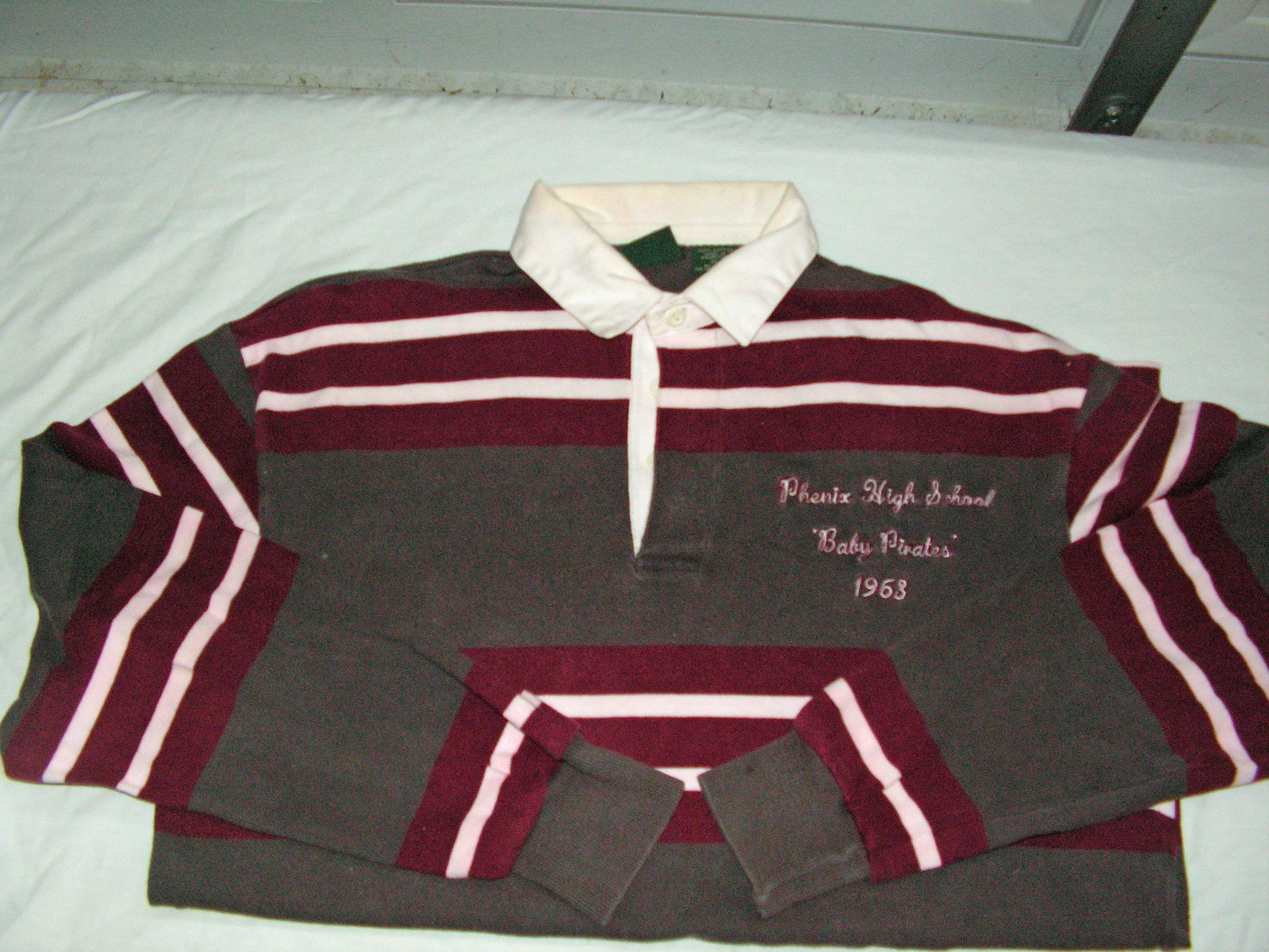 Phenix Shirt, 1963