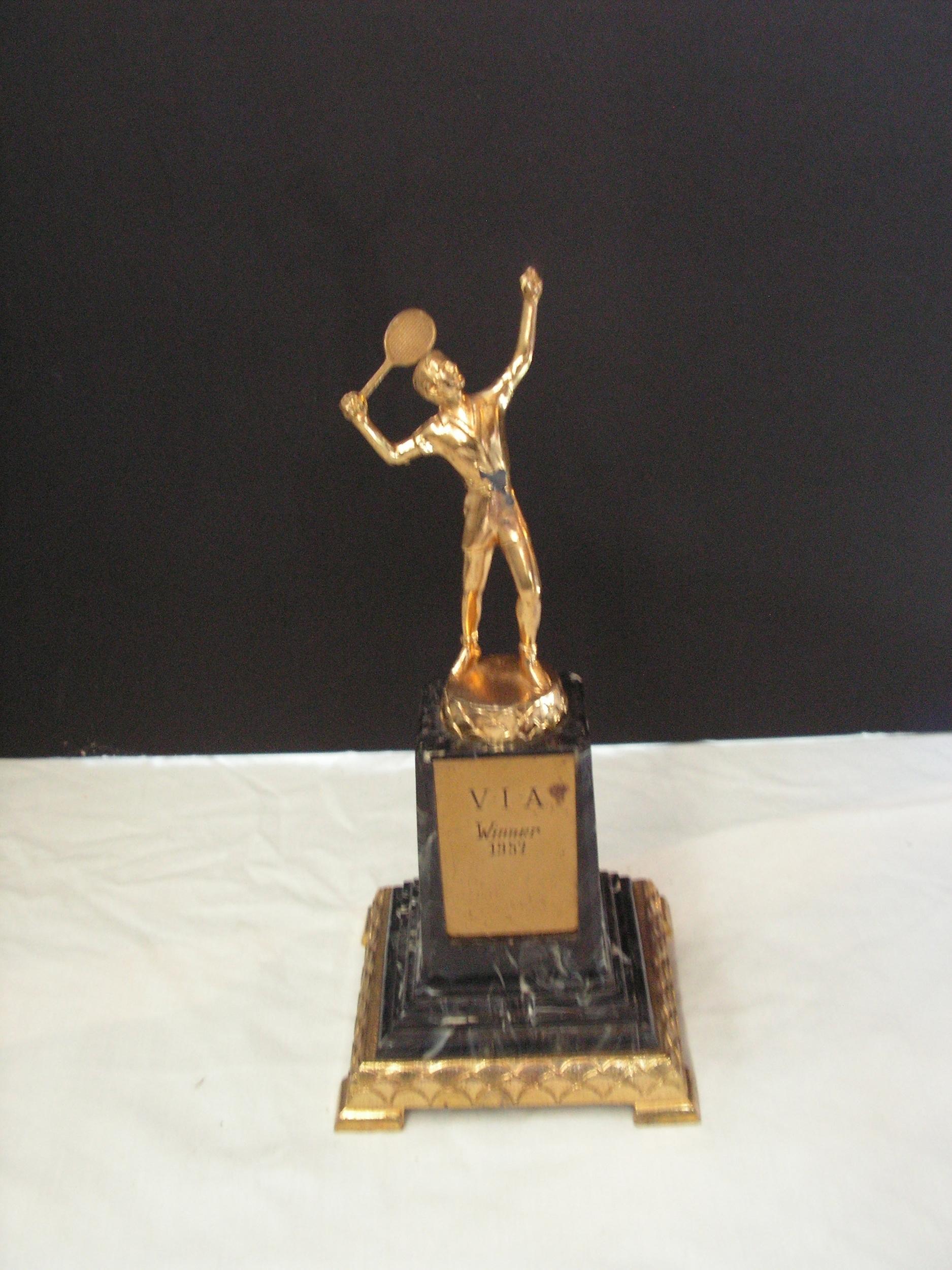 Tennis Trophy, 1957
