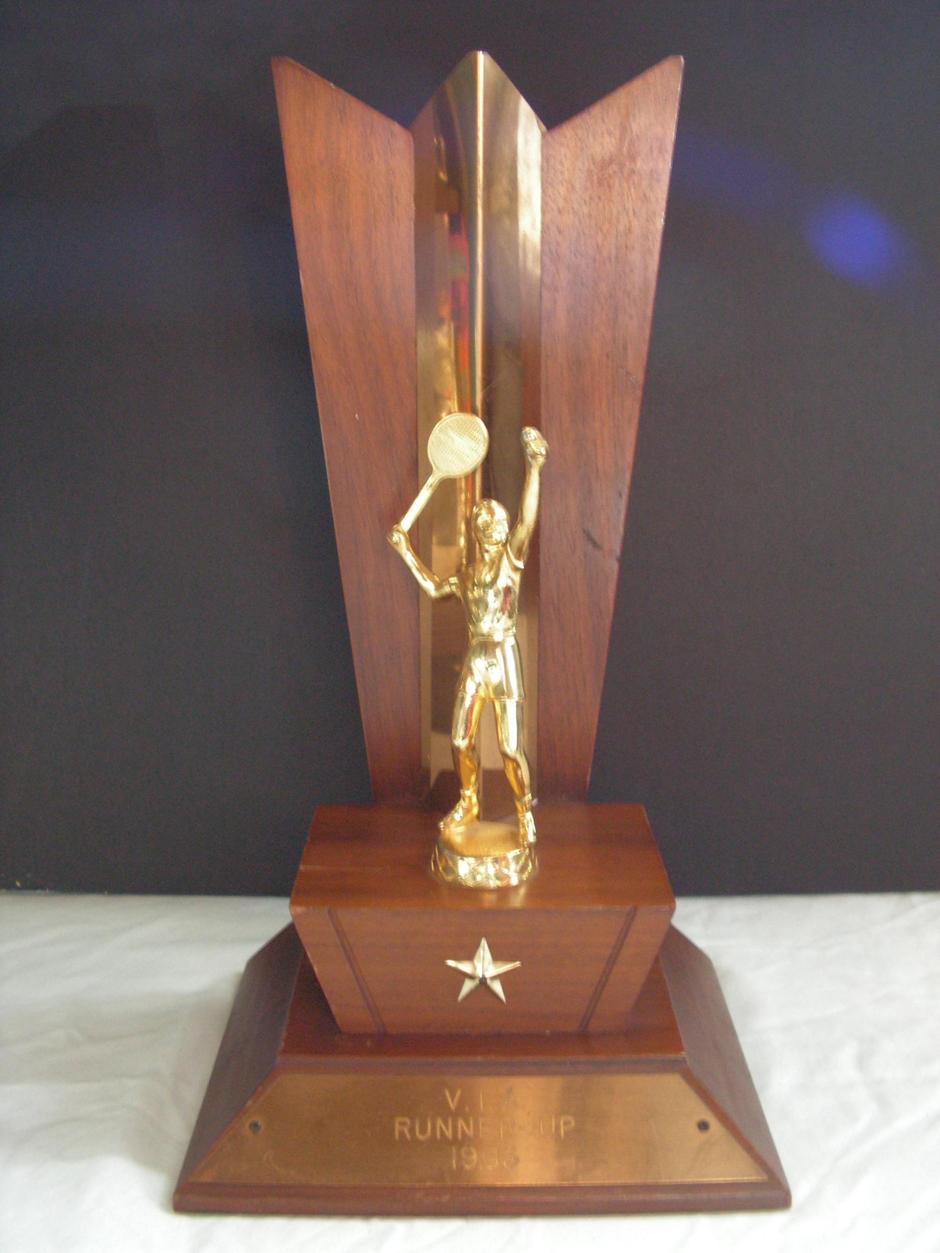 Tennis Trophy, 1963