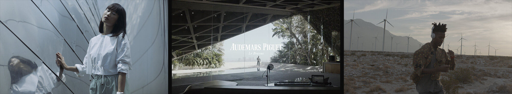 "AUDEMARS PIGUET  I ""ICONS"" I Dir. MICHAEL MACKAY VALENTINE / / THE POOL TEAM"