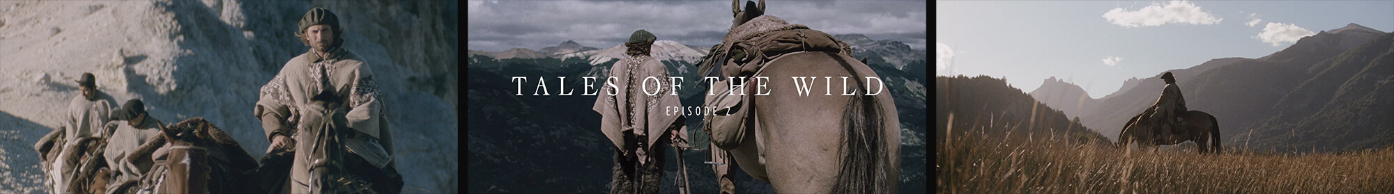"""DIOR  SAUVAGE I TALES OF THE WILD - Ep. 2 """"GAUCHO"""" I Dir. CLEMENT BEAUVAIS"""