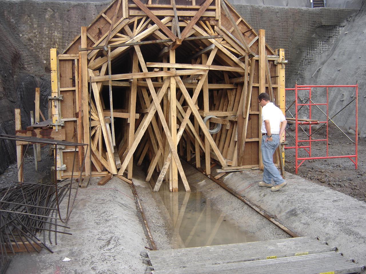 Túneles - Tunnels