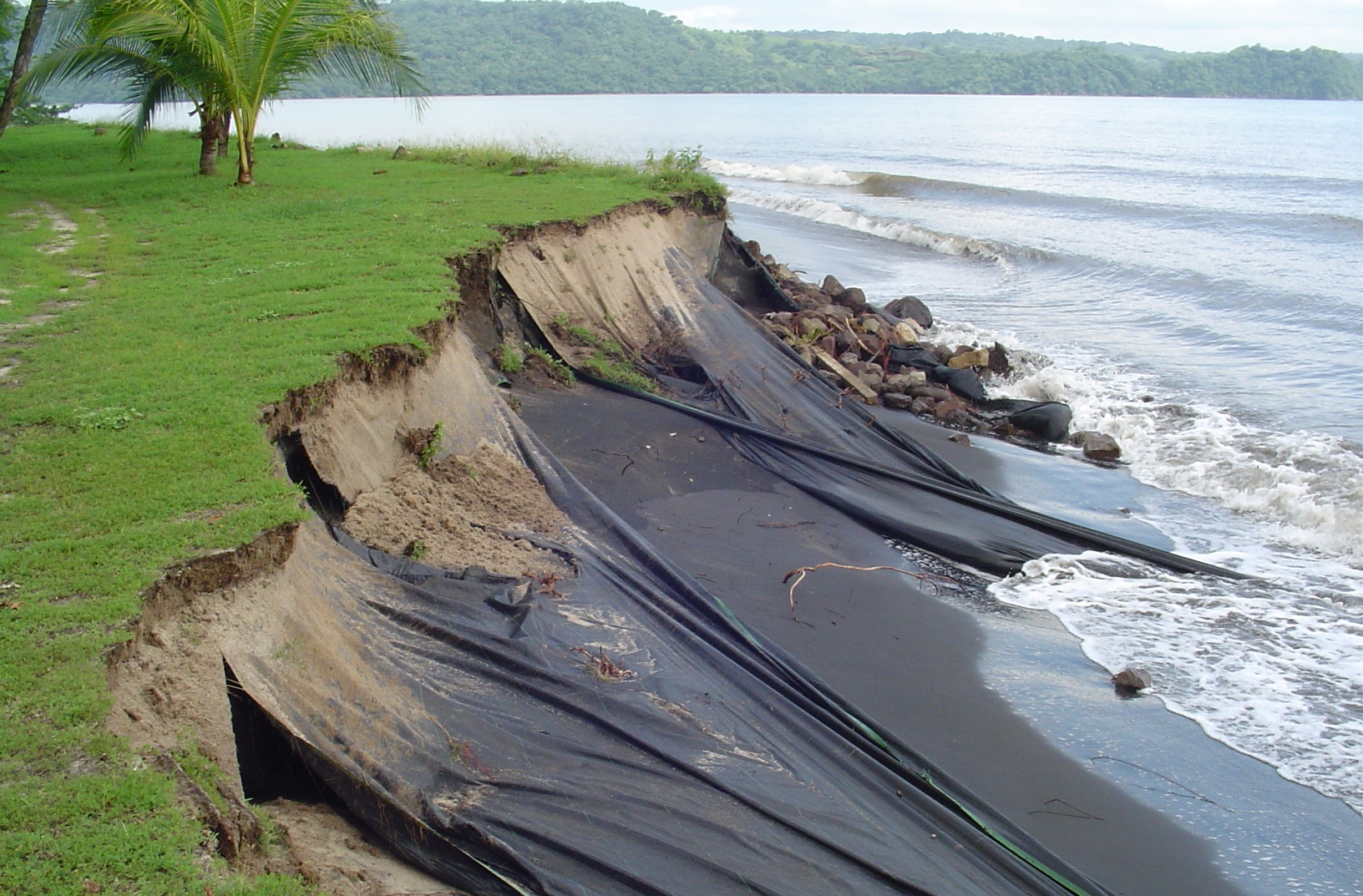 Control de erosión - Erosion control