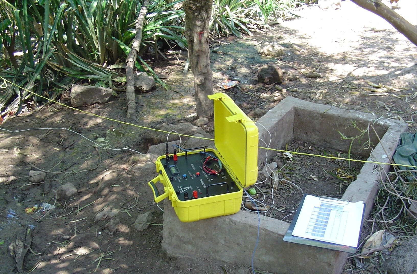 Resistividad eléctrica - Electrical resistivity