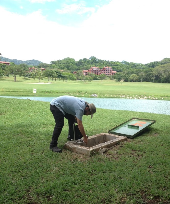 Monitoreo de acuíferos - Aquifer monitoring