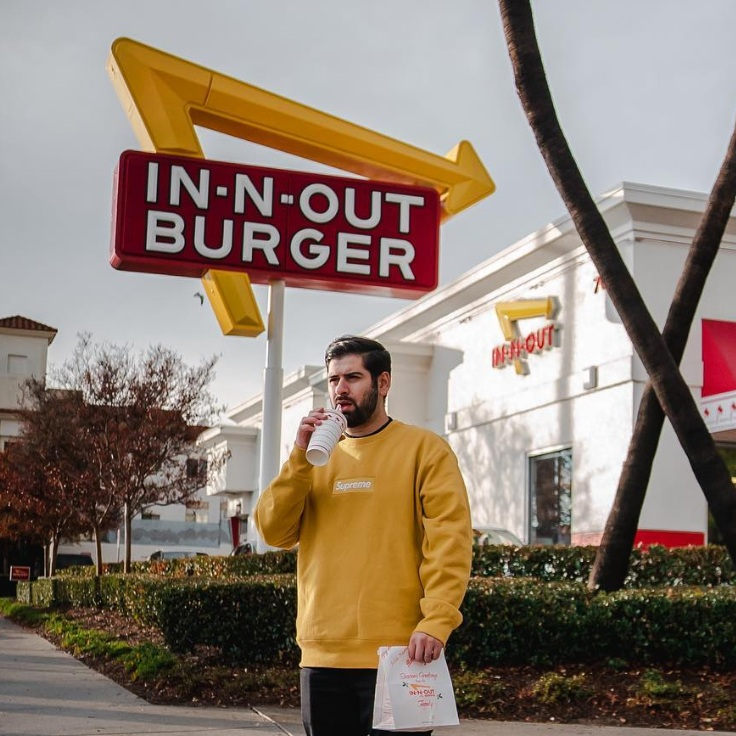 Sponsored by In-N-Out - 55k likes