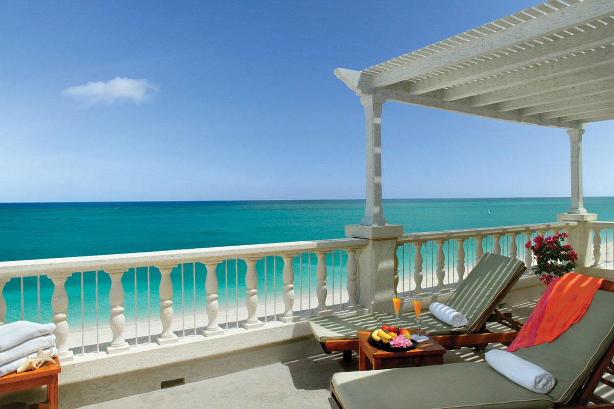 Caribbean. Turks and Caicos.