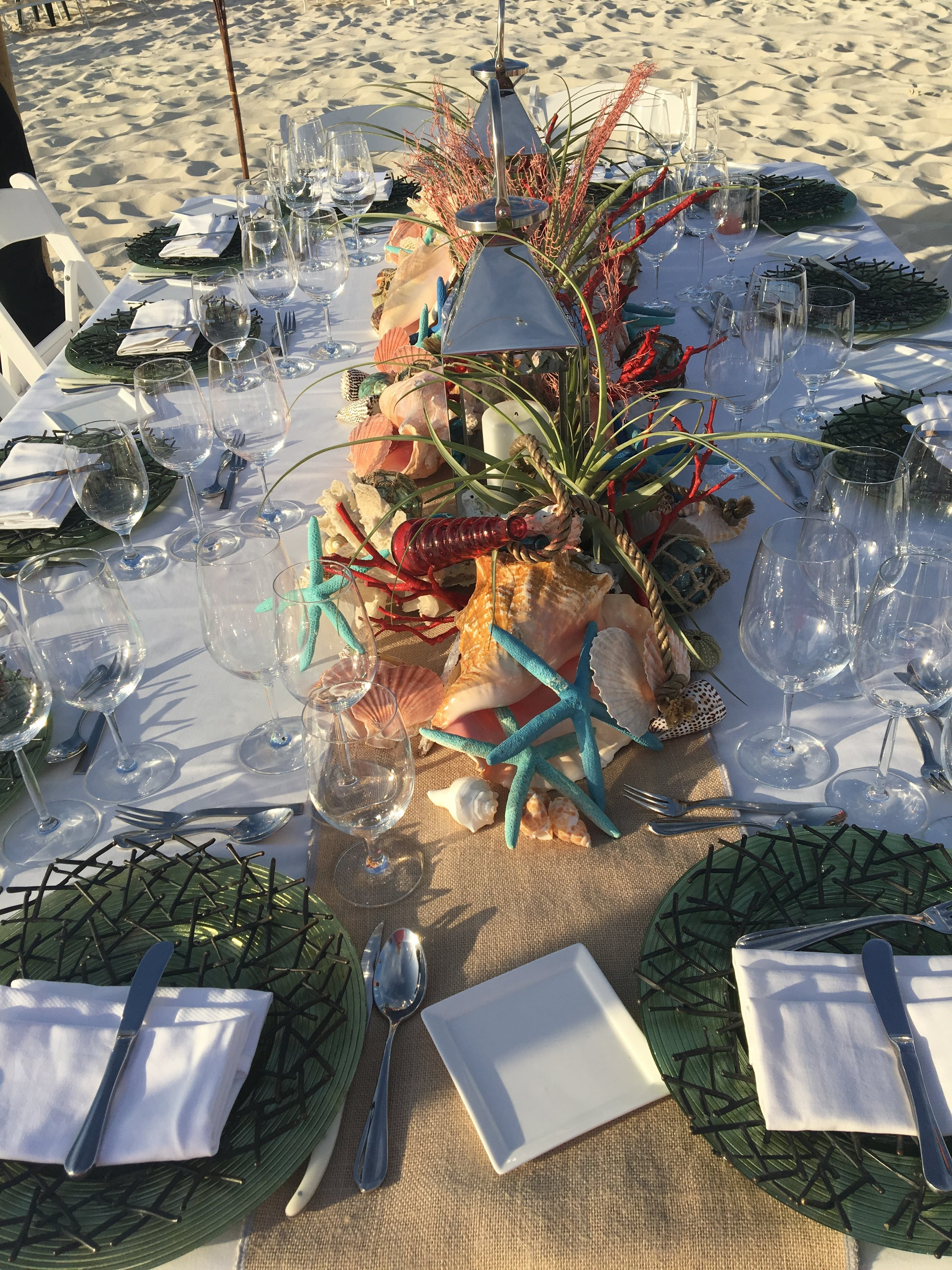 Celebrating a special occasion? Let's plan a spectacular outdoor dinner.