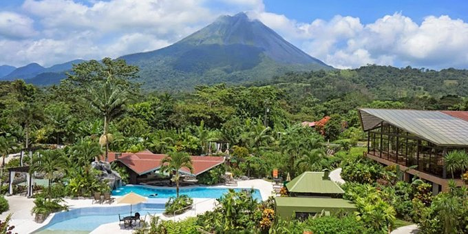 Arenal Springs Resort in Costa Rica