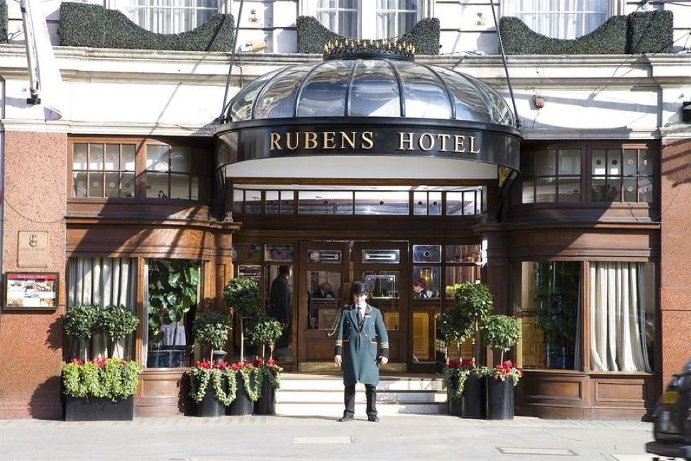 Rubens Hotel in London