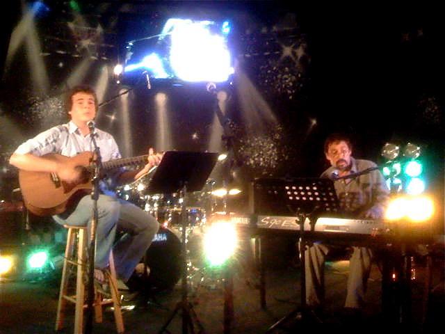 Marshall acoustic set
