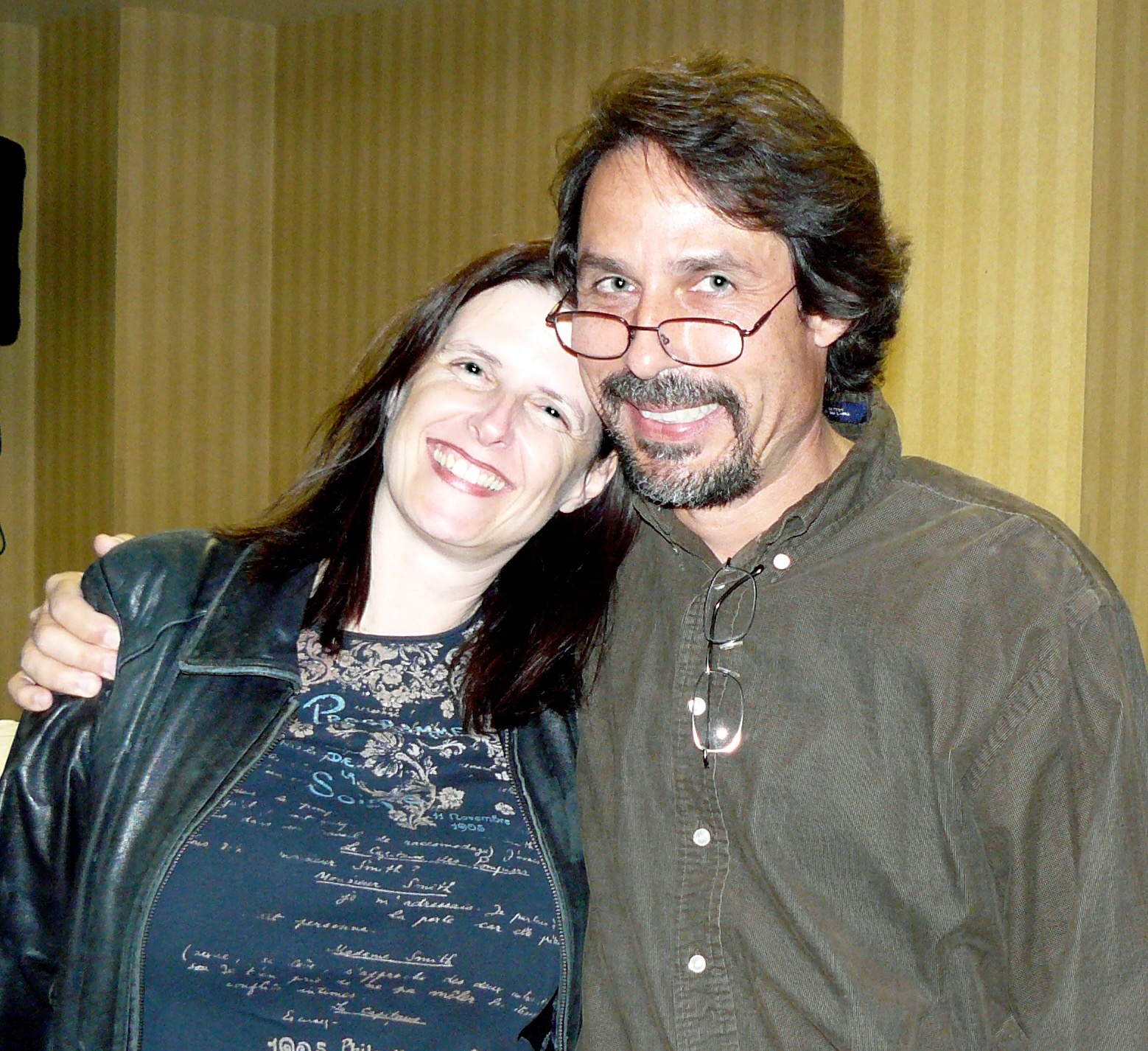 With writer/vocalist Diane Waters